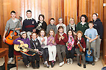 Irish Music Workshop jan 2011