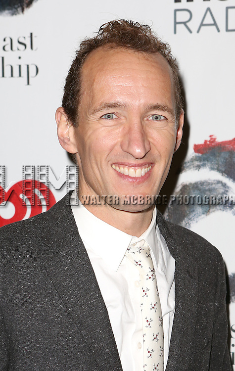 Jeffrey Seller attends the Broadway Opening Night performance of 'The Last Ship' at the Neil Simon Theatre on October 26, 2014 in New York City.
