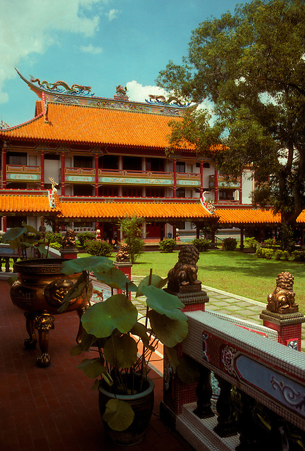 Kong Meng San Phor Kark See Temple complex, Singapore, Southeast Asia, Asia