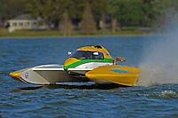 """Matt O'Connor, E-34 """"The Gator"""" (5 Litre class hydroplane(s)"""