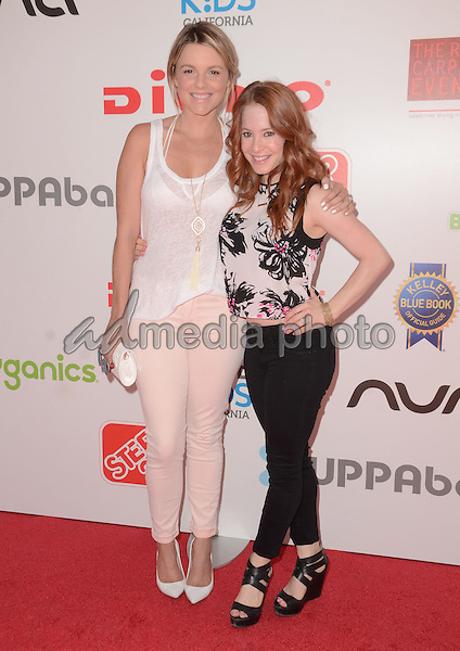 19 September  2015 - Los Angeles, California - Ali Fedotowsky, Amy Davidson. Arrivals for Favored.by presents the 4th Annual Red Carpet Safety Awareness Event held at Skirball Cultural Center. Photo Credit: Birdie Thompson/AdMedia