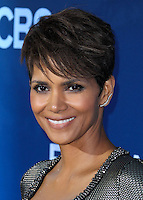 LOS ANGELES, CA, USA - JUNE 16: Actress Halle Berry arrives at the Los Angeles Premiere Of CBS Films' 'Extant' held at the California Science Center on June 16, 2014 in Los Angeles, California, United States. (Photo by Xavier Collin/Celebrity Monitor)