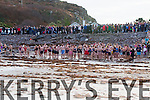 Just before the off at Duffs Christmas Day Swim in Cuascrome, Cahersiveen with all monies collected going to local charities.