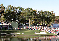 29 SEP 12 The 39th Ryder Cup at The Medinah Country Club in Medinah, Illinois.