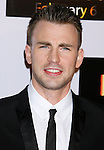 "WESTWOOD, CA. - January 29: Actor Chris Evans arrives at the Los Angeles Premiere of ""Push"" at the Mann Village Theater on January 29, 2009 in Westwood, California."