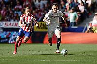 7th March 2020; Wanda Metropolitano Stadium, Madrid, Spain; La Liga Football, Atletico de Madrid versus Sevilla; Lucas Ocampos (Sevilla FC)  in action during the match