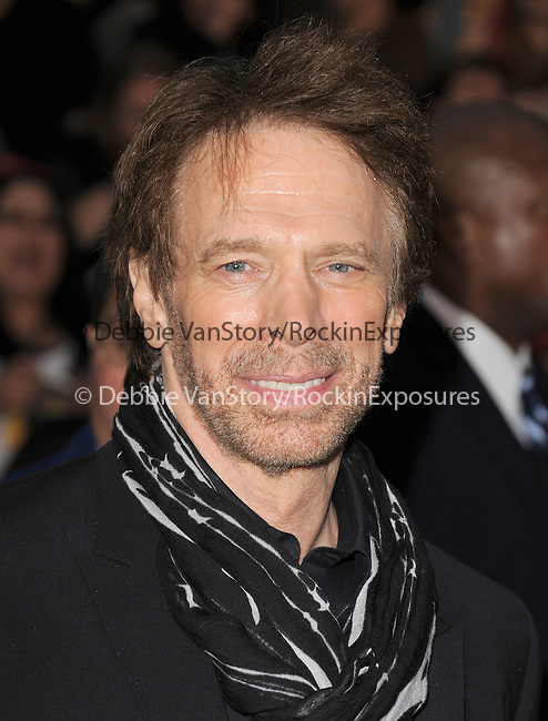 Jerry Bruckheimer at Walt Disney Pictures Premiere of Pirates of the Caribbean : On Stranger Tides held at Disneyland in Anaheim, California on May 07,2011                                                                               © 2010 Hollywood Press Agency