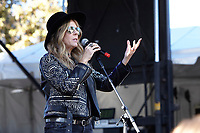 Calabasas, CA - DEC 02:  Rita Wilson performs at the One Love Malibu Benefit at King Gillette Ranch on December 2 2018 in Calabasa CA. <br /> CAP/MPI/ISCSH<br /> &copy;MPIISCSH/Capital Pictures