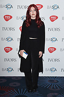 Elina Stridh<br /> at The Ivor Novello Awards 2017, Grosvenor House Hotel, London. <br /> <br /> <br /> ©Ash Knotek  D3267  18/05/2017