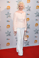 Debbie McGee<br /> arrives for the Good Morning Britain Health Star Awards 2016 at the Park Lane Hilton, London<br /> <br /> <br /> &copy;Ash Knotek  D3107 14/04/2016