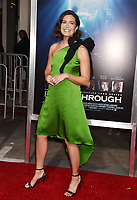 WESTWOOD, CA - APRIL 11: Mandy Moore attends the premiere of 20th Century Fox's 'Breakthrough' at Westwood Regency Theater on April 11, 2019 in Los Angeles, California.<br /> CAP/ROT/TM<br /> ©TM/ROT/Capital Pictures