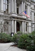 Old Boston City Hall