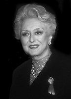 Celeste Holm 1993<br /> Photo By John Barrett/PHOTOlink