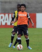 SÃO PAULO,SP, 26 Junho 2013 -  Romarinho durante treino do Corinthians no CT Joaquim Grava na zona leste de Sao Paulo, onde o time se prepara  para o campeonato brasileiro. FOTO ALAN MORICI - BRAZIL FOTO PRESS