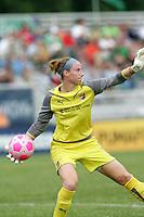Karen Bardsley...Saint Louis Athletica defeated Sky Blue FC 1-0 at Anheuser-Busch Soccer Park, Saint Louis, MO.