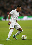 England's Nathaniel Clyne in action<br /> <br /> - International European Qualifier - England vs Slovenia- Wembley Stadium - London - England - 15th November 2014  - Picture David Klein/Sportimage
