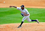 9 March 2010: Detroit Tigers' pitcher Jose Valverde on the mound during a Spring Training game against the Washington Nationals at Space Coast Stadium in Viera, Florida. The Tigers defeated the Nationals 9-4 in Grapefruit League action. Mandatory Credit: Ed Wolfstein Photo