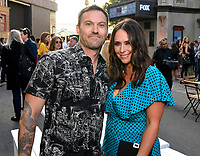 BEVERLY HILLS - AUGUST 7: Brian Austin Green and Jennifer Love Hewitt attend the FOX 2019 Summer TCA All-Star Party on New York Street on the FOX Studios lot on August 7, 2019 in Los Angeles, California. (Photo by Vince Bucci/FOX/PictureGroup)