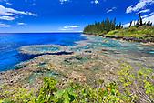 Lagon de Maré, Nouvelle-Calédonie