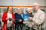 Maria Svenson, Dancer, artist in residence, Aidan Reidy, Kerry Drama Festival, Felicity Hayes-McCoy, Author, Jerome Stack, Ivyleaf Art Centre  at the  official launch of the Kerry Arts Strategy 2016-2021at the Kerry County Library Tralee on Tuesday