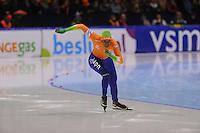SCHAATSEN: HEERENVEEN: IJsstadion Thialf, 17-11-2012, Essent ISU World Cup, Season 2012-2013, Ladies 2nd 500 meter Division A, Anice Das (NED), ©foto Martin de Jong