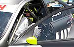 DTM-Auftakt 2009, 100. Rennen der Deutschen Tourenwagen Masters in Hockenheim - Ralf Schumacher (D) Trilux AMG Mercedes Mercedes-Benz 2009 steigt aus seinem Wagen aus                                                                                            Foto © nph (  nordphoto  )