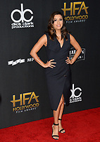 Eva Longoria at the 21st Annual Hollywood Film Awards at The Beverly Hilton Hotel, Beverly Hills. USA 05 Nov. 2017<br /> Picture: Paul Smith/Featureflash/SilverHub 0208 004 5359 sales@silverhubmedia.com