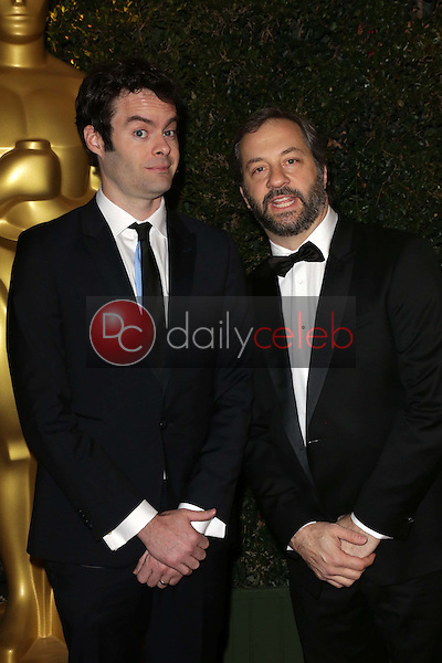 Bill Hader, Judd Apatow<br />