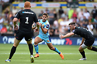Michele Campagnaro of Exeter Chiefs. Premiership Rugby 7s (Day 2) on July 28, 2018 at Franklin's Gardens in Northampton, England. Photo by: Patrick Khachfe / Onside Images