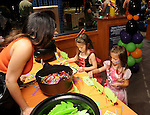 Kids play at the Little Galleria Halloween Spooktacular presented by MD Anderson Children's Cancer Hospital at The Galleria Sunday Oct. 30,2016.(Dave Rossman photo)