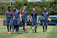 USMNT Training, May 21, 2018