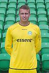 Sergio Padt of FC Groningen,
