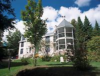 Sainte-Agathe-des-Monts (Qc) Canada - 1997 file photo - Property released photos of Auberge tour du lac