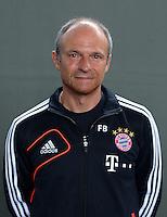 FUSSBALL     1. BUNDESLIGA     SAISON  2012/2013     30.07.2012 Fototermin beim  FC Bayern Muenchen  Physiotherapeut Fredi Binder