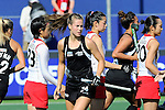 The Hague, Netherlands, June 07: Before the field hockey group match (Group A) between Japan and New Zealand´s Black Sticks on June 7, 2014 during the World Cup 2014 at GreenFields Stadium in The Hague, Netherlands. Final score 1-4 (0-1) (Photo by Dirk Markgraf / www.265-images.com) *** Local caption ***