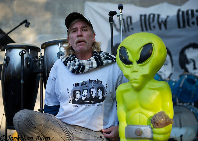 The Musician and the Alien