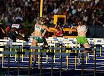 IAAF World Championships-Berlin 2009: Women 100m hurdles.
