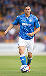 St Johnstone v FC Spartak Trnava...31.07.14  Europa League 3rd Round Qualifier<br /> Gary Miller<br /> Picture by Graeme Hart.<br /> Copyright Perthshire Picture Agency<br /> Tel: 01738 623350  Mobile: 07990 594431