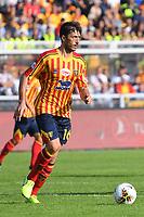 Biagio Meccariello of US Lecce <br /> Lecce 26-10-2019 Stadio Via del Mare <br /> Football Serie A 2019/2020 <br /> US Lecce - FC Juventus<br /> Photo Carmelo Imbesi / Insidefoto