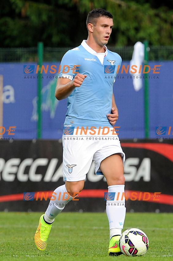 Josip Elez Lazio <br /> Auronzo 13-07-2014 <br /> Football Calcio Amichevole. Pre season training. Lazio - Auronzo <br /> Foto Insidefoto