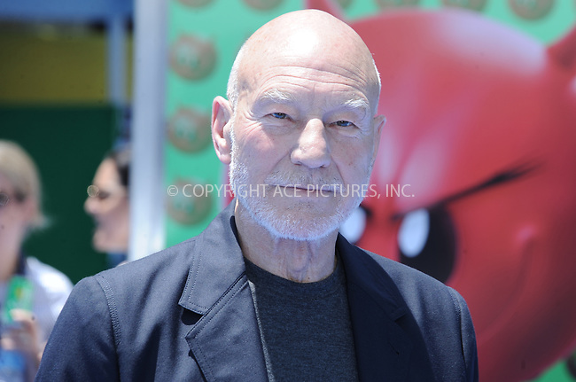 www.acepixs.com<br /> <br /> July 23 2017, LA<br /> <br /> Sir Patrick Stewart arriving at the premiere of 'The Emoji Movie' at the Regency Village Theatre on July 23, 2017 in Westwood, California. <br /> <br /> By Line: Peter West/ACE Pictures<br /> <br /> <br /> ACE Pictures Inc<br /> Tel: 6467670430<br /> Email: info@acepixs.com<br /> www.acepixs.com