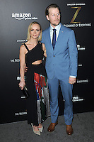 www.acepixs.com<br /> January 25, 2017  New York City<br /> <br /> Christina Ricci and David Hoflin attending Amazon's New Series 'Z: The Beginning Of Everything' Premiere at SVA Theatre on January 25, 2017 in New York City.<br /> <br /> <br /> Credit: Kristin Callahan/ACE Pictures<br /> <br /> <br /> Tel: 646 769 0430<br /> Email: info@acepixs.com