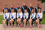 2018 West York Homecoming Court
