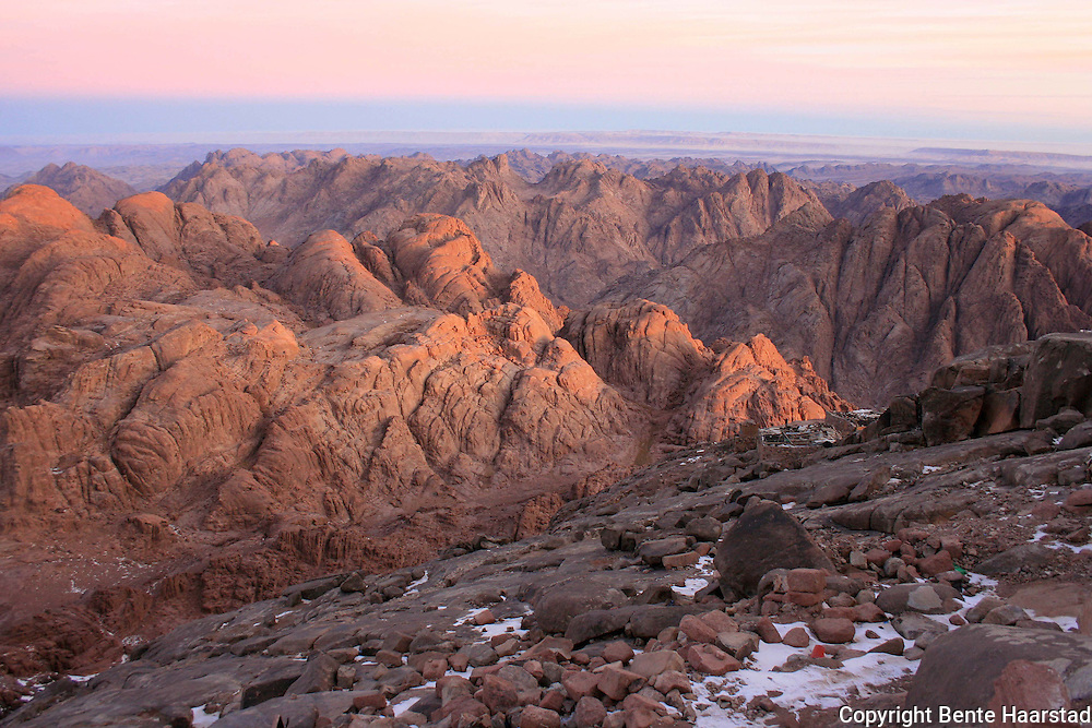 Mount Sinai - The Moses Mountain - Mosesfjellet | Bente