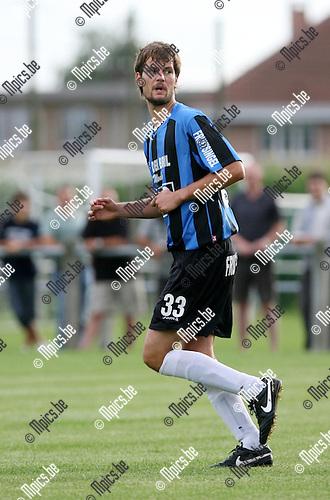 2009-07-29 / Seizoen 2009-2010 / Voetbal / Rupel Boom / Nico Van der Linden..Foto: Maarten Straetemans (SMB)