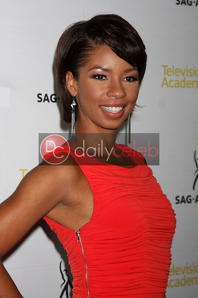 Angel Parker<br /> at the Dynamic &amp; Diverse:  A 66th Emmy Awards Celebration of Diversity Event, Television Academy, North Hollywood, CA 11-12-14<br /> David Edwards/DailyCeleb.com 818-249-4998