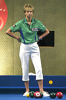Carol Ashby World Indoor Bowling Single Champion 2003