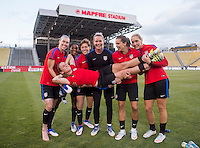 USWNT Training, September 14, 2016