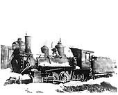 D&amp;RG locomotive #160 built in 1882.<br /> D&amp;RG    1910