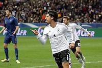 06.02.2013: Frankreich vs. Deutschland